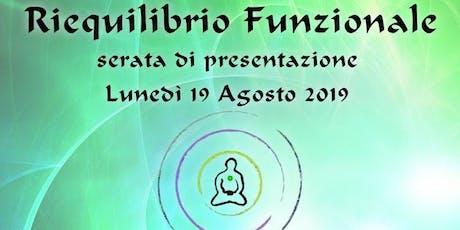 RIEQUILIBRIO FUNZIONALE a Venezia Mestre biglietti