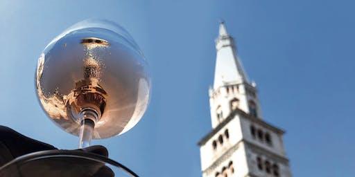 Aperitivo in Torre con Instagramers Modena