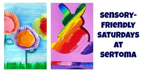 Sensory Friendly Creative Saturday tickets