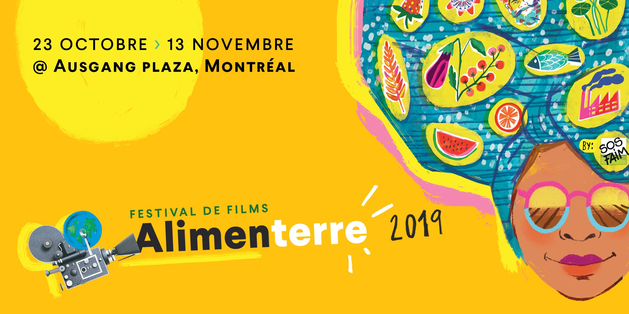 Festival de films Alimenterre 2019 @ Montréal