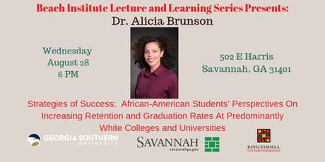 Strategies of Success:  African-American Students' Perspectives On Increasing Retention and Graduation Rates At Predominantly White Colleges and Universities tickets