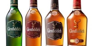 Glenfiddich and Balvenie 5 Course Dinner