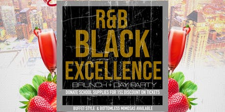 COME CHILL: R&B BLACK EXCELLENCE BRUNCH (Day Party Series) tickets