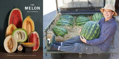 """Book Signing: Amy Goldman """"The Melon"""" with Photographer Victor Schrager"""