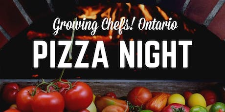 September 20th Pizza Night All Seatings - Children's Tickets tickets