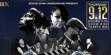 The Boogie Down Underground Presents TAKE 2 tickets