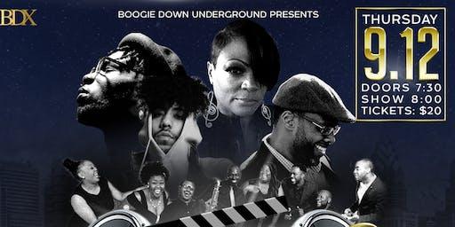 The Boogie Down Underground Presents TAKE 2