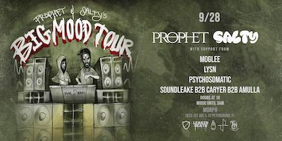 Prophet & Salty Big mood Tour - Morph - St Pete