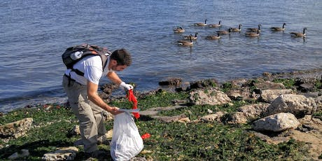 Calvert Vaux Beach Clean Up with B.M.S.E.A. tickets
