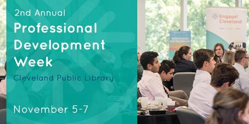 2nd Annual Professional Development Week