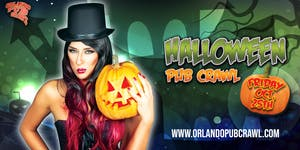 The Halloween Pub Crawl 2019(Orlando)