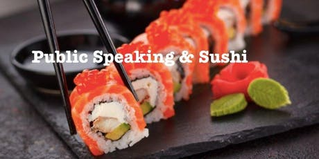 Competizione di Public Speaking & Sushi tickets
