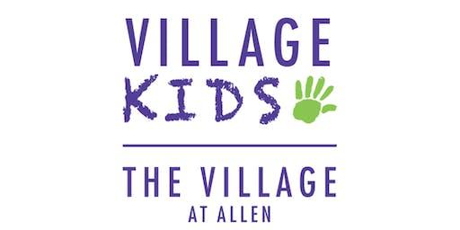 Village Kids Club Registration 2019