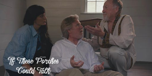 If These Porches Could Talk - Natchez Movie Showing