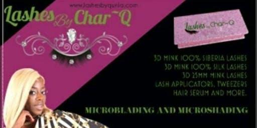 MicroshadingMicroblading, Classic & Volume Mink lashes