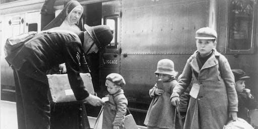 Leaving Ealing: The evacuation of children 1939-1944