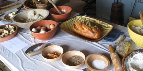 Exploring Colonial Flavors: 18th Century Cooking tickets
