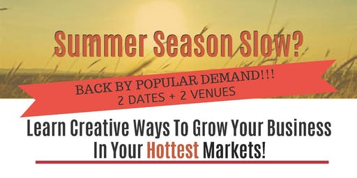 Grow Your Real Estate Business In Your Hottest Markets!