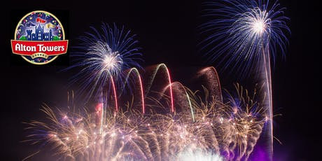 Official Alton Towers Fireworks- Wheelchair Viewing Platform tickets