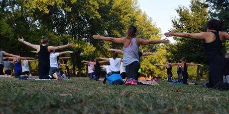 Free Yoga on the Green  tickets