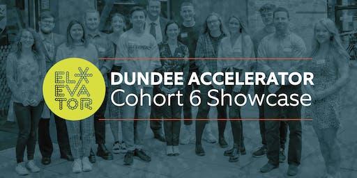 Dundee Accelerator Cohort 6 Showcase