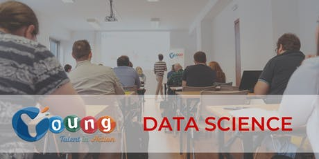 Corso gratuito di Data Science | Young Talent in Action 2019 | Milano biglietti