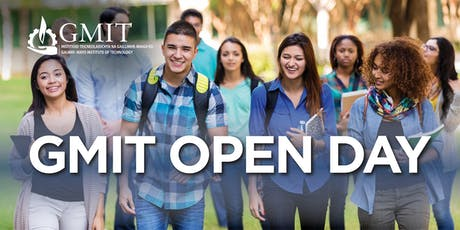 GMIT Autumn Open Morning 2019 tickets