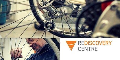 Four Week Bicycle Maintenance Workshop tickets