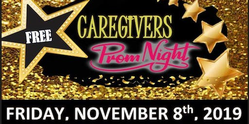 FREE PROM FOR ALL Active Caregivers