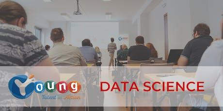 Corso gratuito di Data Science | Young Talent in Action 2019 | Trieste biglietti