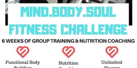 6 Week Nutrition & Fitness Challenge tickets