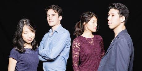 Meistersolisten im Isartal 1/2020: Quatuor Hermès Tickets