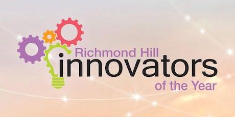 2019 Richmond Hill Innovators of the Year Award tickets