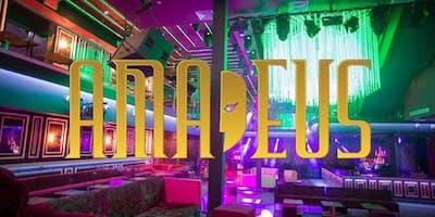 The Show Saturday's At Club Amadeus NY