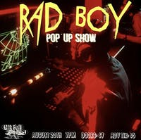 Radboy Pop-Up Show