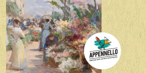 Come gli impressionisti: aperitivo Appennello al Furlo (PU)