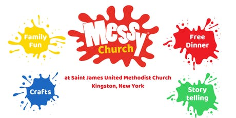 Back-to-School Messy Church! tickets