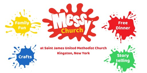 Back-to-School Messy Church!