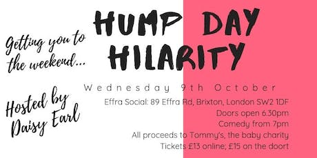 Hump Day Hilarity tickets
