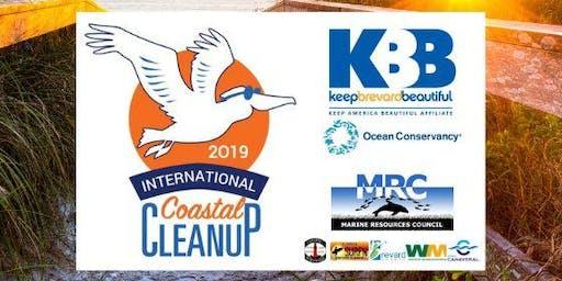 2019 International Coastal Cleanup - POW / MIA Park