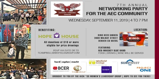 Summer AEC Networking Party