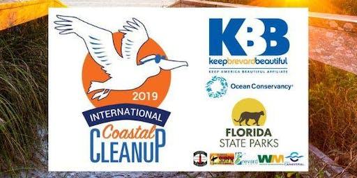 2019 International Coastal Cleanup - Sebastian Inlet State Park