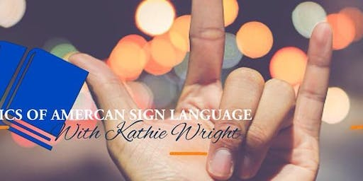 Sign Language Class at Middletown De