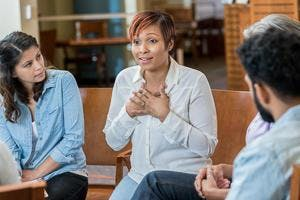 Mended Hearts Caregiver Support Group
