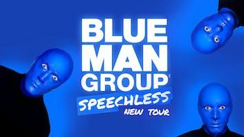 "Blue Man Group: ""Speechless Tour"""