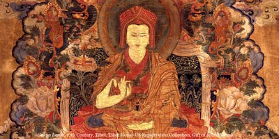 SERIES: 'Visions of Enlightened Masters' Lecture Series - A Speaker Series on Paintings of Historic Tibetan Leaders   Oct. - Nov., 2019