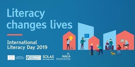 Literacy changes lives tickets