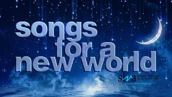 """Songs for a New World"""