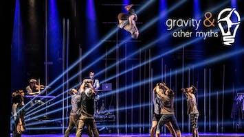 "Gravity & Other Myths: ""Backbone"""