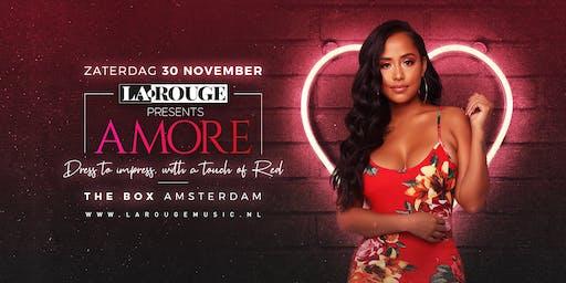 La Rouge Presents: Amore